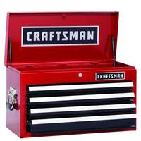 Craftsman 4-Drawer Heavy-Duty Chest from Blain's Farm and Fleet