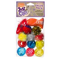 Hartz Just For Cats Value Pack Cat Toys from Blain's Farm and Fleet