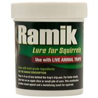 Ramik 4oz Live Animal Trap Lure for Squirrels from Blain's Farm and Fleet