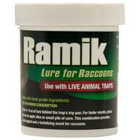 Ramik 4oz Live Animal Trap Lure for Raccoons from Blain's Farm and Fleet