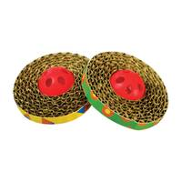 Petstages Spin & Scratch Cat Toy from Blain's Farm and Fleet