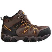 Work n' Sport Men's Waterproof Steel Toe Hiker Work Boots from Blain's Farm and Fleet