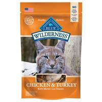 Blue Buffalo Wilderness Chicken & Turkey Cat Treats from Blain's Farm and Fleet