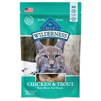 Blue Buffalo Wilderness Chicken & Trout Cat Treats from Blain's Farm and Fleet