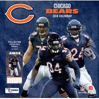 Turner Licensing Chicago Bears Wall Calendar from Blain's Farm and Fleet
