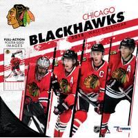 Turner Licensing Chicago Blackhawks Wall Calendar from Blain's Farm and Fleet