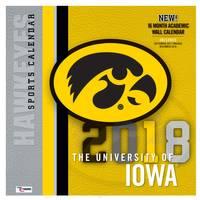 Turner Licensing Iowa Hawkeyes Wall Calendar from Blain's Farm and Fleet