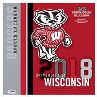 Turner Licensing Wisconsin Badgers Wall Calendar from Blain's Farm and Fleet