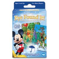 Disney Eye Found It Card Game from Blain's Farm and Fleet