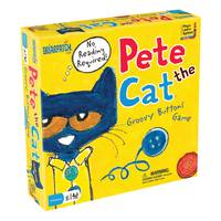 Briarpatch Pete the Cat Groovy Buttons Game from Blain's Farm and Fleet