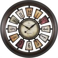 Firstime Manufactory Numeral Plaques Wall Clock from Blain's Farm and Fleet