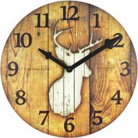 Firstime Manufactory Deer Restoration Clock from Blain's Farm and Fleet