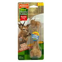 Nylabone Healthy Edibles Large Wild Venison Dog Treat Bones from Blain's Farm and Fleet