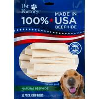 Pet Factory Beefhide Dog Chip Rolls from Blain's Farm and Fleet