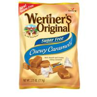 Werther's Original Sugar Free Chewy Caramels from Blain's Farm and Fleet