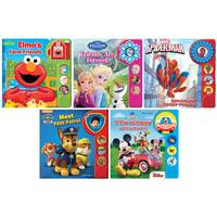 PI Kids Little Custom Frame Sound Book Assortment from Blain's Farm and Fleet