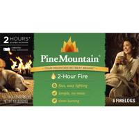 Pine Mountain 2 Hour Classic Fire Logs from Blain's Farm and Fleet
