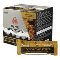 Pine Mountain Firestarter Log from Blain's Farm and Fleet
