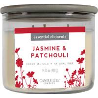Candle-Lite Jasmine & Patchouli 3-Wick Candle from Blain's Farm and Fleet