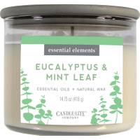 Candle-Lite Eucalyptus & Mint 3-Wick Candle from Blain's Farm and Fleet