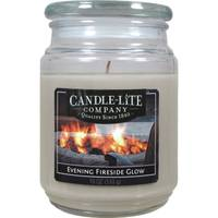 Candle-Lite Evening Fireside Glow Candle from Blain's Farm and Fleet