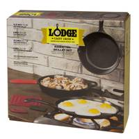 Lodge Skillet Set from Blain's Farm and Fleet