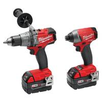 Milwaukee M18 Fuel Tool Combo Kit from Blain's Farm and Fleet