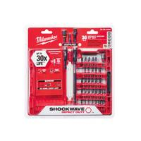 Milwaukee Shockwave Driver Bit Set from Blain's Farm and Fleet