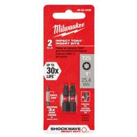 Milwaukee Shockwave Insert Bit Torx from Blain's Farm and Fleet