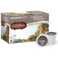 Celestial Seasonings English Breakfast Black Tea K-Cups from Blain's Farm and Fleet