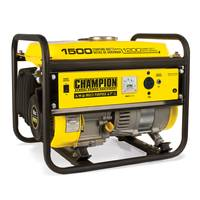 Champion Power Equipment 1200-Watt Portable Gas Generator from Blain's Farm and Fleet