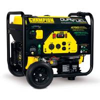 Champion Power Equipment 3800-Watt Dual Fuel RV Ready Portable Generator with Electric Start from Blain's Farm and Fleet