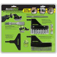 Reciprotools 5-Piece Reciprocating Saw Accessory Set from Blain's Farm and Fleet