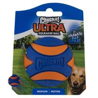 Chuckit! Ultra Squeaker Ball Dog Toy from Blain's Farm and Fleet