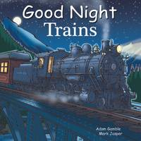 Good Night Books Trains Board Book from Blain's Farm and Fleet