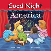 Good Night Books America Board Book from Blain's Farm and Fleet