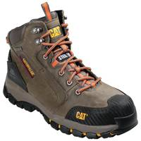 Cat Footwear Men's Navigator Waterpoof Steel Toe Boot from Blain's Farm and Fleet
