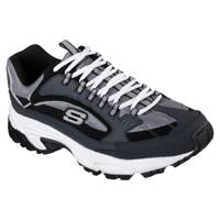 Skechers Men's Stamina Cutback Walking Shoe from Blain's Farm and Fleet