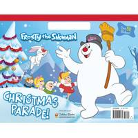 Little Golden Books Christmas Parade! Frosty the Snowman from Blain's Farm and Fleet