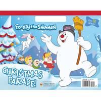Little Golden Books Christmas Parade! Frosty the Snowman from Blain's Farm and Fleet