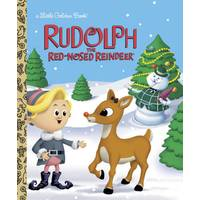 Little Golden Books Rudolph the Red-Nosed Reindeer Rudolph the Red-Nosed Reindeer from Blain's Farm and Fleet