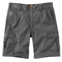 Carhartt Men's Khaki Force Extremes Cargo Shorts from Blain's Farm and Fleet