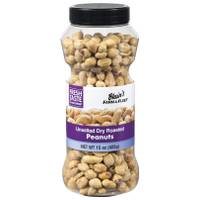 Blain's Farm & Fleet Unsalted Dry Roast Peanuts from Blain's Farm and Fleet