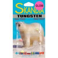Skandia Glow Pelkie Tungsten Ice Lures from Blain's Farm and Fleet