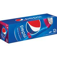 Pepsi Wild Cherry Pepsi - 12 Pack from Blain's Farm and Fleet