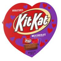 Kit Kat Miniatures Heart Box from Blain's Farm and Fleet