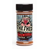 The Shed Rack Attack Rib Rub from Blain's Farm and Fleet