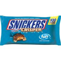 Snickers Crisper Fun Size from Blain's Farm and Fleet