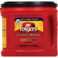 Folgers Classic Roast Coffee from Blain's Farm and Fleet