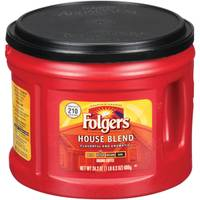 Folgers House Blend Coffee from Blain's Farm and Fleet